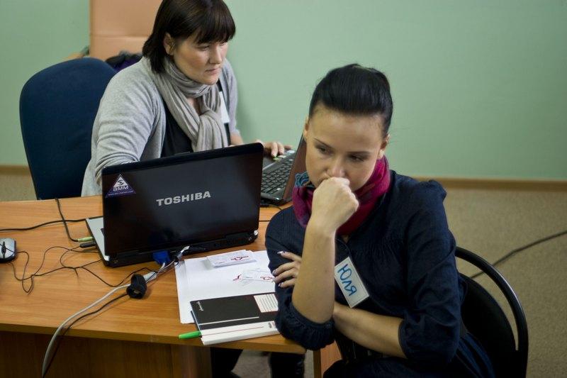 Семинар-тренинг БОКК в Бизнес Холле АММ г.Гродно