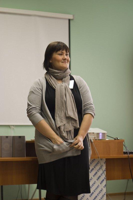 Евлампиева Татьяна - тренер из Москвы